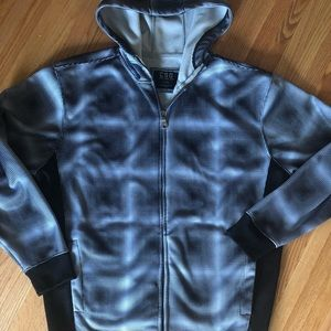 CSG Sweaters - CSG Hooded Zip Up